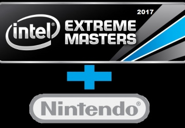Nintendo on Intel Extreme Masters 2017
