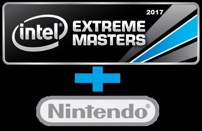 Nintendo on Intel Extreme Masters 2017