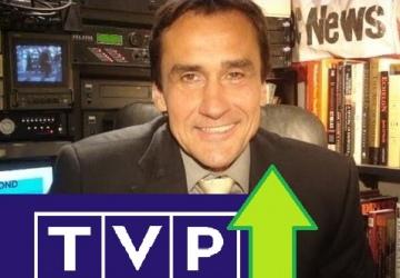 Max Kolonko na prezesa TVP