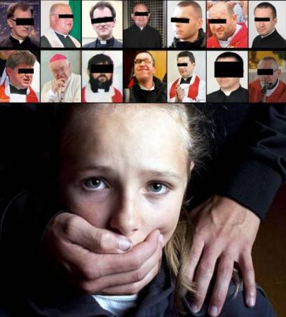 Chcemy wpisu do rejestru przestępców seksualnych księży skazanych za gwałty i pedofilię