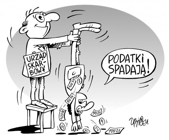 Petycja ws. wprowadzenia gruntownych zmian w systemie podatkowym