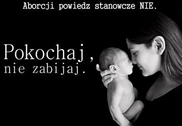 NIE ABORCJI