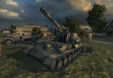 Remove Artillery from WoT