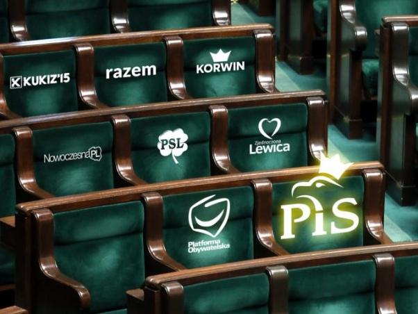 Petycja ws. zakazu robienia sondaży wyborczych.