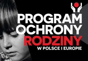 Program ochrony rodziny w Polsce i Europie