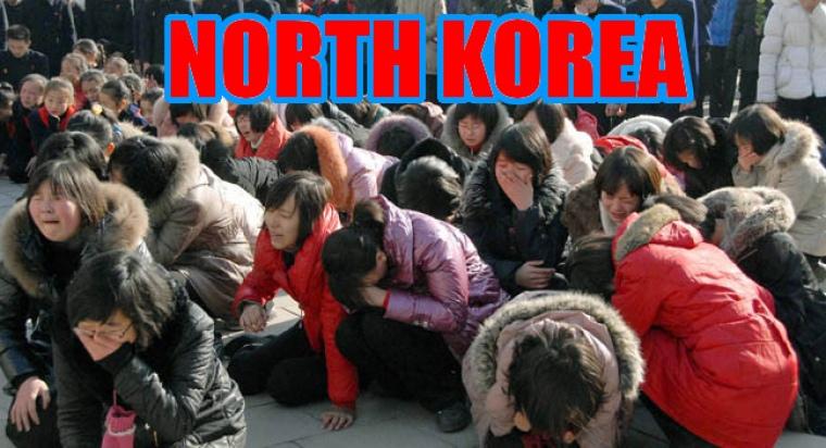 Wypowiedzenie wojny totalnej przeciwko Korei Północnej / Declare a total war against North Korea
