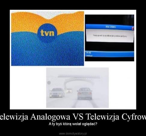 Petycja o referendum ws. przywrócenia naziemnej telewizji analogowej