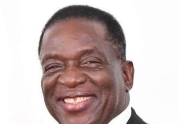 Demand a International Criminal Court trial for Emmerson Mnangagwa