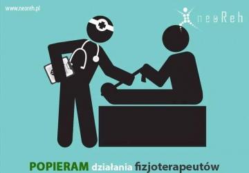 Petycja do Ministra Zdrowia w sprawie ustawy o zawodzie fizjoterapeuty.