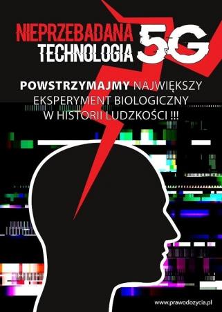 Przeciwko wprowadzaniu technologi 5G w Polsce bez konsultacji