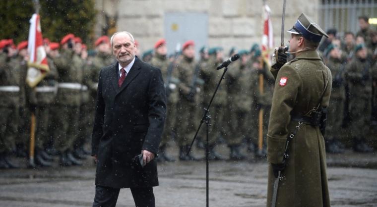 Przywrócenie Antoniego Macierewicza na stanowisko Ministra Obrony Narodowej