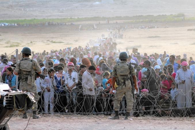 Chcemy referendum w sprawie uchodźców