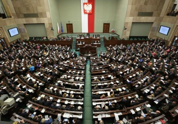 Petycja o zmniejszenie liczby posłów w sejmie do 200os