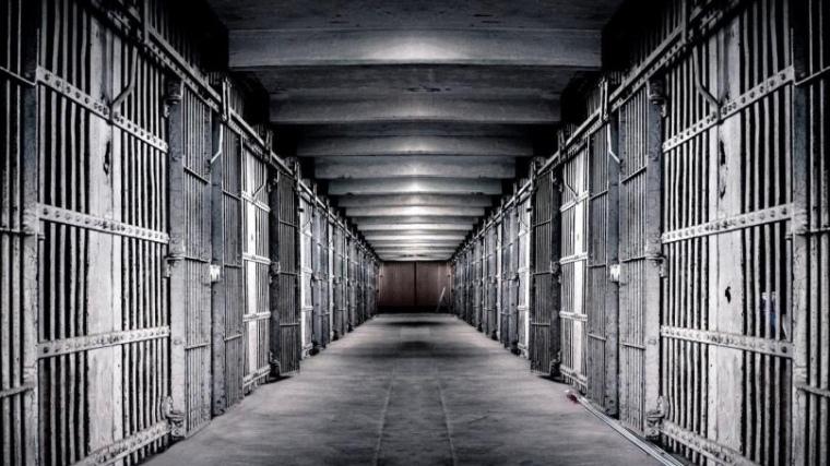 Więźniowie do pracy.