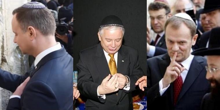 Ujawnienie danych tajnej kartoteki ludności Polski przy Centralnym Biurze Adresów MSW dotyczących żydowskiego pochodzenia polskich polityków