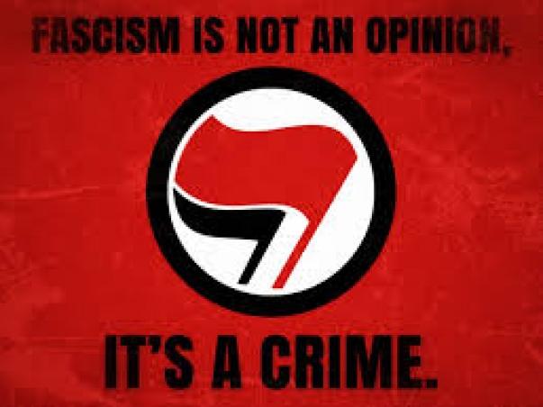 Poparcie dla FB w walce z faszystowskimi symbolami