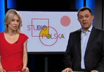 Studio Polska / Jako społeczeństwo żądamy zmiany prowadzących lub usunięcia z telewizji publicznej TVP programu Studio Polska