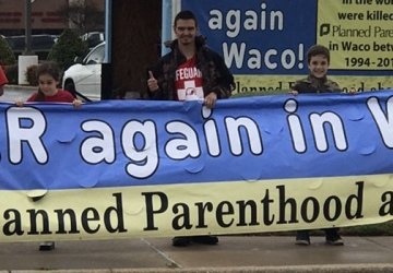 NO return of Planned Parenthood Abortions to Waco