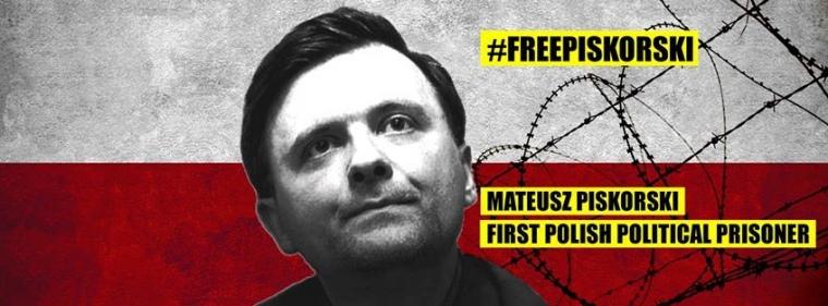 Petycja o uwolnienie Mateusza Piskorskiego