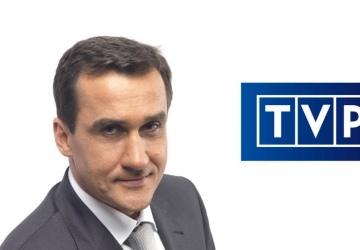 Mariusz Max Kolonko w TVP