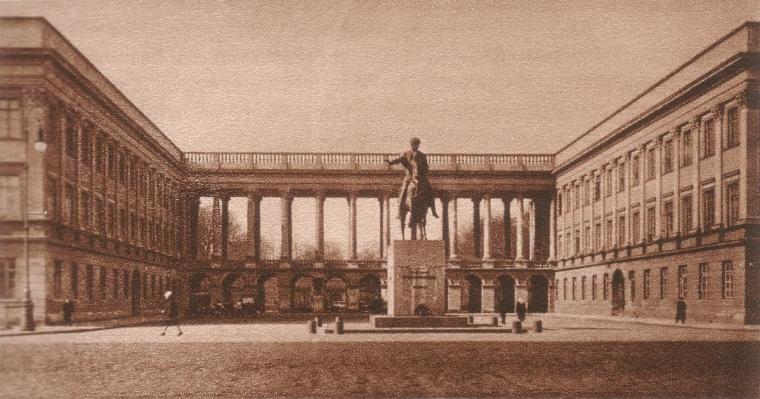 Odbudujmy Pałac Saski w Warszawie!