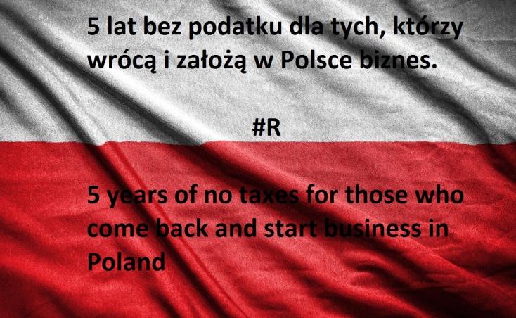 We want come back to Poland/Chcemy wrócić do Polski