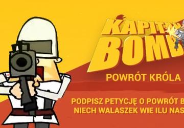 Powrót Kapitana Bomby