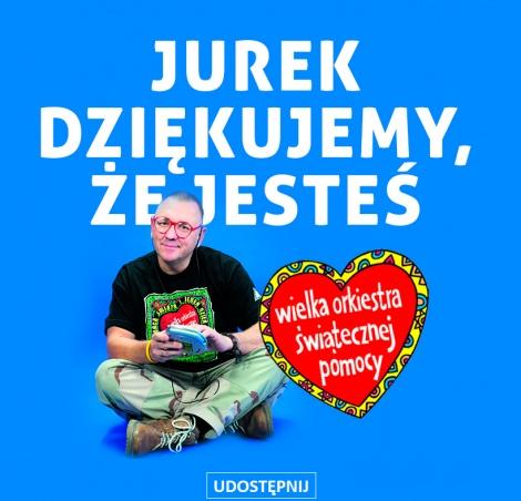 Nagroda Nobla dla Jerzego Owsiaka