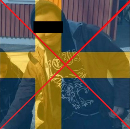 Remove Emil Jernström from Eurovision Song Contest - Fans Club group