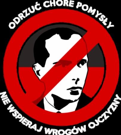 Zakaz zgromadzeń zwolenników UPA i Bandery, Zakaz Używania symboli Banderowskich na terenie Rzeczypospolitej Polskiej.
