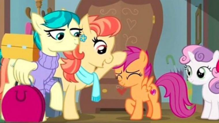 Zakaz emitowania odcinka My Little Pony The Last Crusade w Polsce