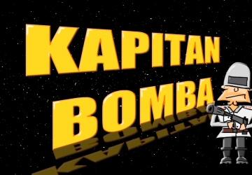 Kontynuacja odcinków Kapitana Bomby przez Bartosza Walaszka
