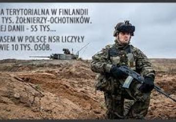 Zwiększenie ilości Żołnierzy w Obronie Terytoialnej